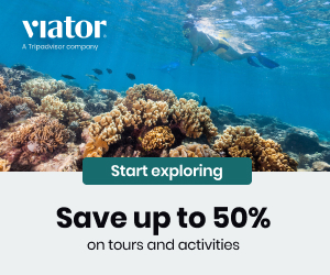 Book Now, Viator tours and activities