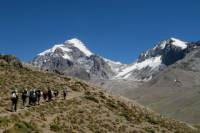 18-Day Mount Aconcagua Expedition Through Vacas Route from Mendoza