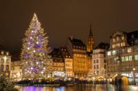 2-Day Alsace Region: Strasbourg City Sightseeing and Christmas Market, with Kœnigsbourg and Colmar Day trip
