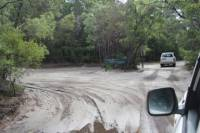 2-Day Fraser Island 4WD Tag-Along Camping Tour from Hervey Bay