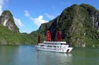 2-Day Halong Bay Cruise on Syrena Cruises with Optional Transfers from Hanoi
