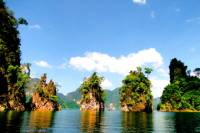2-Day Khao Sok National Park and Cheow Lan Lake Tour from Phuket