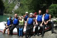 2-Day Kotor Tour Including Tara River Rafting, Piva Lake Hike and Lake Cruise