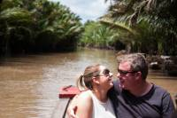 2-Day Mekong Experience including Cai Be Floating Market with Homestay