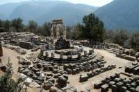 2-Day Private Trip from Athens to Delphi, Galaxidi and Hosios Loukas Monastery