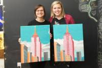 2-Hour Guided Painting Class - No Experience Necessary