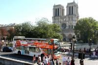 2 Hour Paris Sightseeing City Tour