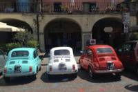 2-Hour Self Drive Vintage Fiat 500 Experience with Breakfast or Gelato
