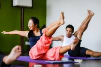 2-Hour Yoga and Massage Therapy Package Including 2-Course Meal