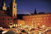 2-Night Christmas Package in Salzburg Including Christmas Markets and Horse-Drawn Carriage Ride