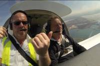 20 minutes Flying Course in Lyon