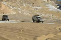 3-Day Baharia Oasis Safari Tour from Cairo