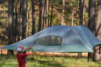 3-Day Camping Tour with Cycling and Trekking at Kririom National Park from Phnom Penh