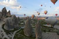 3-Day Cappadocia and Ephesus Tour from Istanbul with Flights
