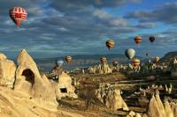 3-Day Cappadocia Tour from Belek