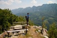 3-Day Domogled-Valea Cernei National Park Private Tour from Arad