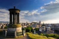 3-Day Edinburgh Weekend Break by Rail from London