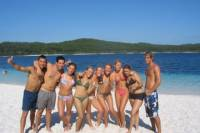 3-Day Fraser Island Tag-Along Camping Tour from Rainbow Beach