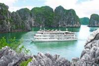 3-Day Halong Bay and Gulf of Tonkin Cruise From Hanoi with Optional Seaplane Transfer