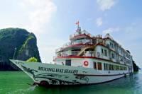 3-Day Halong Bay Cruise with Optional Hanoi Shuttle Transfer