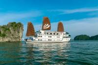 3-Day Halong Bay Cruise with Optional Transfer from Hanoi