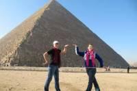3-Day Private Guided Tour of Giza, Saqqara, Alexandria and Cairo
