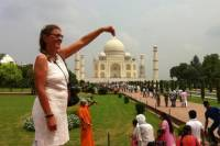 3-Day Private Taj Mahal Agra Jaipur Tour From Delhi with Fatehpur Sikri and Elephant Ride