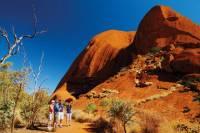 3-Day Ultimate Ayers Rock Experience: Uluru, Kata Tjuta and Sounds of Silence Dinner