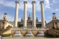 3-Hour Private Montjuic Mountain Tour with Visit of Olympic Park and Plaza España