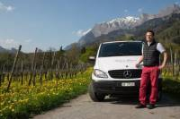 3 Hour Unique Wine Tour - Half Day in Swiss Alps