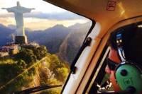 30-Minute Helicopter Ride in Rio de Janeiro