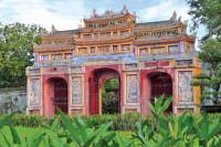 4-Day Hue to Hoi An Adventure Tour: Imperial Palace, River Cruise, Cooking Class and Bike Ride