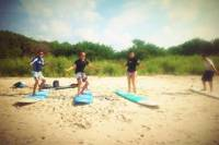 4-Day Surf Tour from Queretaro: Puerto Vallarta, Sayulita and Marietas Islands