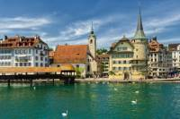 4-Day Switzerland Tour from Lucerne to Zurich Including Mt Titlis Cable Car