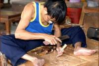 4-Hour Arts and Crafts Tour from Chiang Mai