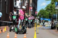 Private Half-Day Segway Parkour Experience in Dusseldorf