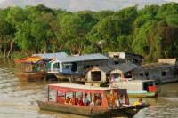 4-Hour Trip To The Kompong Khleang Floating Village from Siem Reap