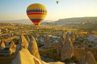 4-Night Cappadocia Tour from Istanbul Including Flights and Istanbul Sightseeing Tour