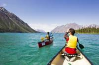 4-Night Yukon Summer Adventure Including Yurt Lodging