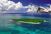 45-Minute Great Barrier Reef Scenic Flight from Cairns Including Green Island, Arlington Reef and Palm Cove