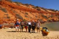 5-Day Camping Tour of Monkey Mia by Kayak