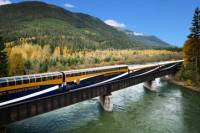 5-Day Rail Tour of the Canadian Rockies: Vancouver to Jasper, Banff, Lake Louise and Kamloops Aboard the Rocky Mountaineer