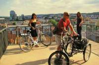 5 Hour Bike tour in Brno with Guide
