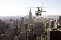 Private New York City Helicopter Sightseeing Experience & Champagne (4-5 People)