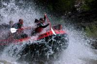 8-Mile Whitewater Snake River Rafting