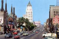 A Walking tour of Historic Hollywood Blvd