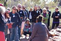 Aboriginal Cultural Tour from Alice Springs