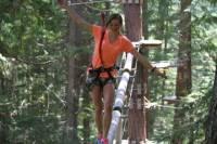 Aerial Treetop Adventure Course
