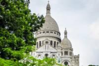 Afternoon Leisure Walk in Paris: Montmartre