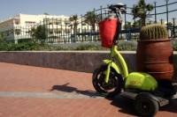 Agadir 1 Hour Private Electric Bike Tour